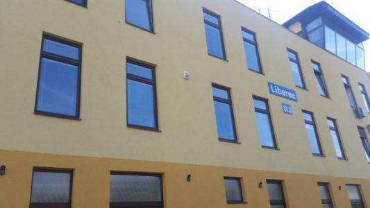 Administrativní Budova ČD Liberec